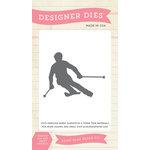 Echo Park - Winter - Designer Dies - Skier