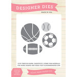 Echo Park - Designer Dies - Medium - Sporting Goods