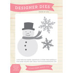 Echo Park - Winter - Designer Dies - Winter Snowman