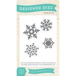 Echo Park - Christmas - Designer Dies - Small - Snowflake Set 1