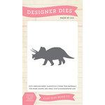 Echo Park - Designer Dies - Triceratops - Small