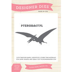 Echo Park - Designer Dies - Pterodactyl - Large