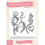Echo Park - Designer Dies - Medium - Flourish Set 1