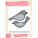 Echo Park - Designer Dies - Medium - Bird Set 1