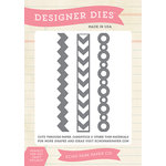 Echo Park - Designer Dies - Medium - Border Set 1