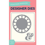 Echo Park - Designer Dies - View Finder and Ampersand