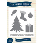Echo Park - Designer Dies - Large - Merry Christmas