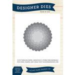 Echo Park - Designer Dies - Large - Scallop Circle Nesting