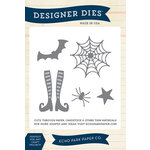 Echo Park - Designer Dies - Large - Happy Halloween