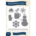 Echo Park - Christmas - Designer Dies - Large - Wintertime
