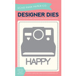 Echo Park - Designer Dies - Camera and Happy