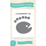 Echo Park - Creative Agenda Collection - Designer Dies - Paint Palette