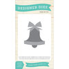 Echo Park - Home for the Holidays Collection - Christmas - Designer Dies - Holiday Bell