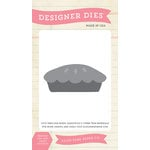 Echo Park - Everyday Collection - Designer Dies - Pie Crust