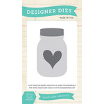 Echo Park - Fine and Dandy Collection - Designer Dies - Jar