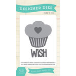 Echo Park - Fine and Dandy Collection - Designer Dies - Cupcake Wish