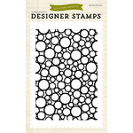 Echo Park - Summer Collection - Designer Stamps - Circles