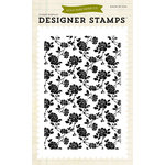 Echo Park - Spring Collection - Designer Stamps - Roses