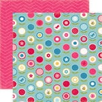 Echo Park - Fine and Dandy Collection - 12 x 12 Double Sided Paper - Garden Party