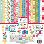 Echo Park - Fine and Dandy Collection - 12 x 12 Collection Kit