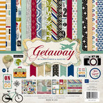 Echo Park - Getaway Collection - 12 x 12 Collection Kit