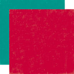 Echo Park - Happy Camper Collection - 12 x 12 Double Sided Paper - Red