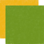 Echo Park - Happy Camper Collection - 12 x 12 Double Sided Paper - Green