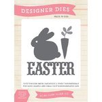 Echo Park - Happy Easter Collection - Designer Dies - Easter Bunny