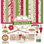 Echo Park - Home for the Holidays Collection - Christmas - 12 x 12 Collection Kit