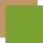Echo Park - Home for the Holidays Collection - Christmas - 12 x 12 Double Sided Paper - Green