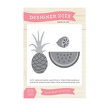 Echo Park - Homegrown Collection - Designer Dies - Fruit Stand
