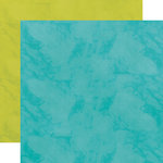 Echo Park - Here and Now Collection - 12 x 12 Double Sided Paper - Teal