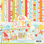 Echo Park - Hello Summer Collection - 12 x 12 Collection Kit