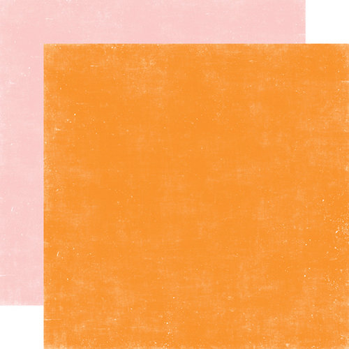 Echo Park - Hello Summer Collection - 12 x 12 Double Sided Paper - Orange