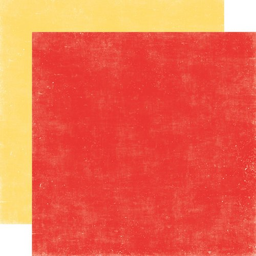Echo Park - Hello Summer Collection - 12 x 12 Double Sided Paper - Red