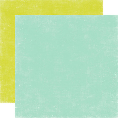 Echo Park - Hello Summer Collection - 12 x 12 Double Sided Paper - Teal