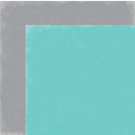 Echo Park - Hello Winter Collection - 12 x 12 Double Sided Paper - Teal