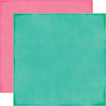Echo Park - I Love Sunshine Collection - 12 x 12 Double Sided Paper - Teal