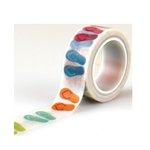 Echo Park - I Love Sunshine Collection - Decorative Tape - Flip Flops