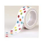 Echo Park - I Love Sunshine Collection - Decorative Tape - Dots