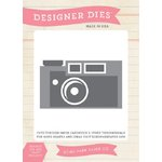 Echo Park - Jack and Jill Collection - Boy - Designer Dies - Camera - Two
