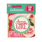 Echo Park - Jack and Jill Collection - Girl - Ephemera