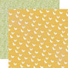 Echo Park - Made From Scratch Collection - 12 x 12 Double Sided Paper - Cheerful Chickens