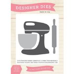 Echo Park - Made From Scratch Collection - Designer Dies - Mixer and Rolling Pin