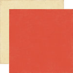 Echo Park - Note to Self Collection - 12 x 12 Double Sided Paper - Red