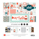 Echo Park - Dear Santa Collection - Christmas - 12 x 12 Collection Kit