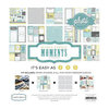 Echo Park - Happy Little Moments Collection - 12 x 12 Collection Kit