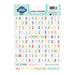 Echo Park - Photo Freedom Volume 1 Collection - Cardstock Stickers - Alphabet