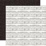 Echo Park - You and Me Collection - 12 x 12 Double Sided Paper - Music Notes