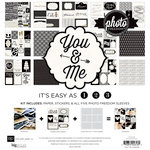 Echo Park - You and Me Collection - 12 x 12 Collection Kit